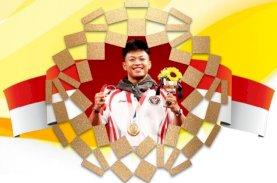 Rahmat Erwin Abdullah Persembahkan Medali Perunggu untuk Indonesia di Olimpiade Tokyo