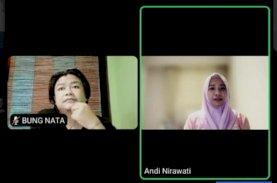 HMI MPO Pangkep Gelar Dialog Bahas Pemulihan Perekonomian Masyarakat