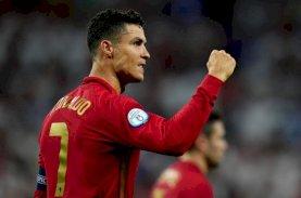 Ronaldo Top Skor, Donnarumma Pemain Terbaik Piala Eropa 2020