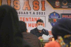 Ari Ashari Ilham Sosialisasikan Perda Bantuan Hukum