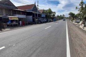 Pemprov Sulsel Siap Dituntaskan Tahap Lanjutan 7,1 Km Ruas Soppeng-Sidrap