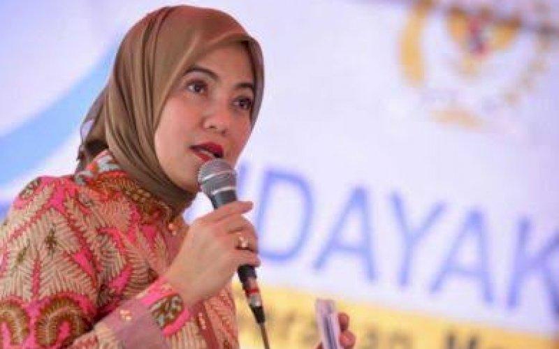 Aliyah Mustika Ilham. foto: istimewa
