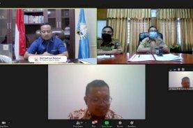 Plt Gubernur Hadiri Entry Meeting BPK Sulsel Pemeriksaan Kinerja Vaksinasi dan Pendidikan Vokasi
