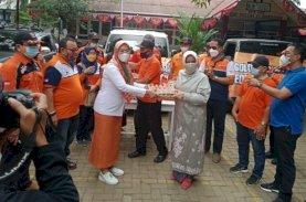 Bunda PAUD Makassar Bersama Golorong Gelar Baksos
