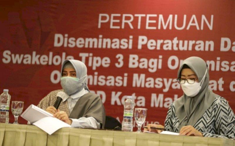 Indira Jusuf Ismail (kiri). foto: istimewa
