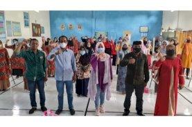 Amir Bakriyadi Mengajak Masyarakat Desa Bonto Bulaeng Menjadi Wirausaha