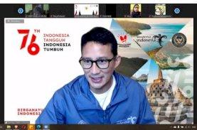 Duet Sandiaga Uno-Kamrussamad Gelar YES di Unismuh Makassar