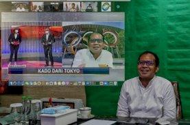 Menpora Apresiasi Niat Danny Pomanto Kembangkan Sarana Olahraga di Makassar