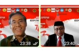 Panut Mulyono dan Isradi Zainal Pimpin Forum Rektor PII