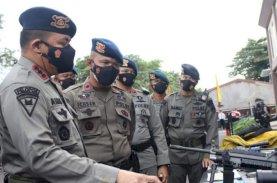 Apel Pengamanan PON Papua, Ini Kata Danyon C Pelopor