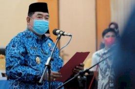 Abdul Hayat Lantik dan Kukuhkan Dewan Pengurus Korpri Bantaeng