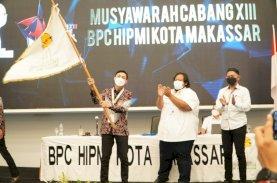 Fadel Resmi Pimpin Hipmi Makassar