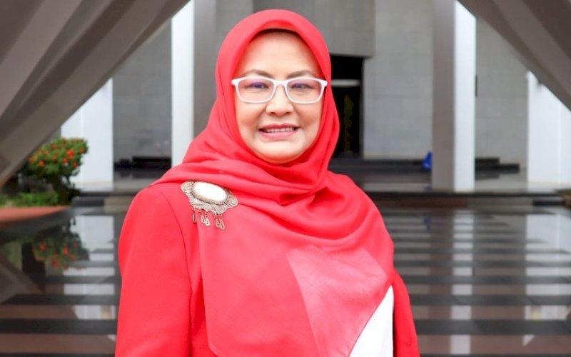 Prof Dr Indrianty Sudirman SE MSi CRMP CRGP. foto: istimewa