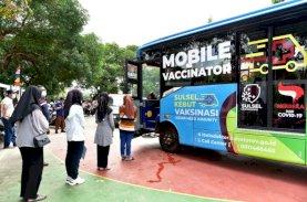 Persiapkan Pembelajaran Tatap Muka, Pemprov Sulsel Vaksin 1.000 Siswa SMA