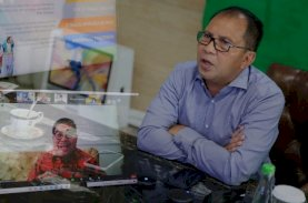 Danny Pomanto Bersama Bro Prof Bahas Sekolah Daring Menuju Pendidikan Berkualitas Tinggi