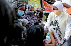Indira Salurkan Bantuan Korban Kebakaran Kampung Lepping