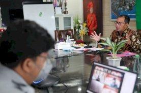 Menko Perekonomian Apresiasi Isolasi Apung Terpadu, Sebut Makassar Berpotensi Turun Level