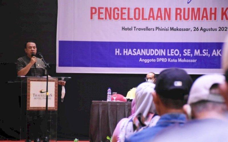 Hasanuddin Leo. foto: istimewa