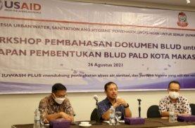 USAID Gelar Workshop Persiapan Pembentukan BLUD PALD Makassar