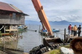 Vale Kampanye Pengelolaan Sampah Danau Matano