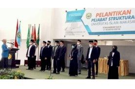 Rektor UIM Lantik Dekan FAI dan Fisipol
