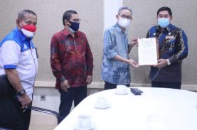 Kepala BPPMPV KPTK Izin ke Abdul Hayat Gunakan Aset Pemprov Sulsel