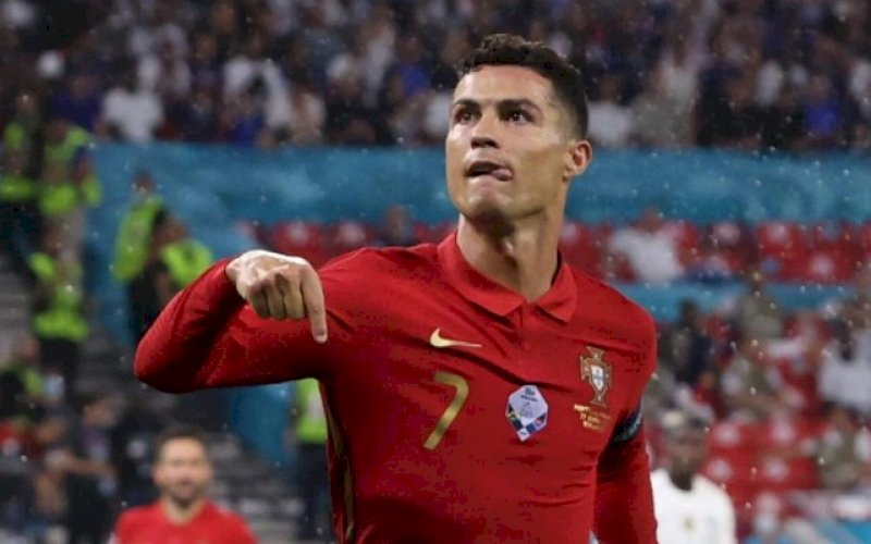 Cristiano Ronaldo. foto: istimewa