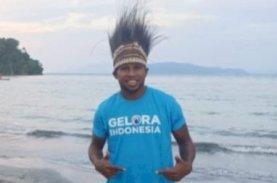 Okto Maniani Bertekad Besarkan Gelora di Papua