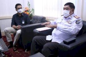 Satgas PON Sulsel Gandeng Garuda untuk Keberangkatan Kontingen ke Papua