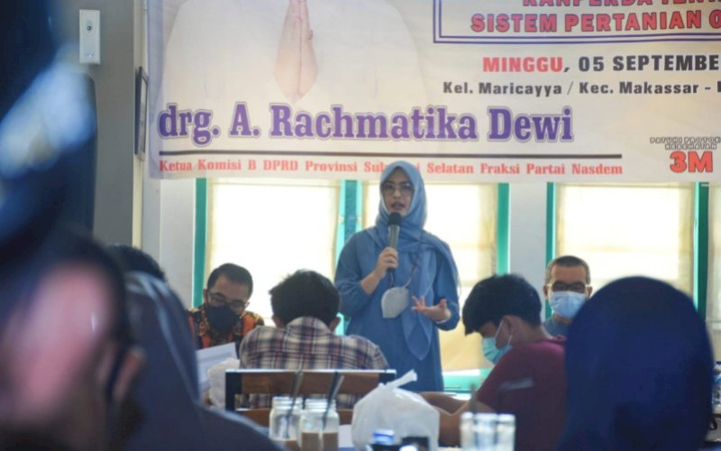Andi Rachmatika Dewi. foto: istimewa