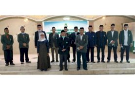 Pejabat Struktural Pesantren IMMIM Putra Dilantik