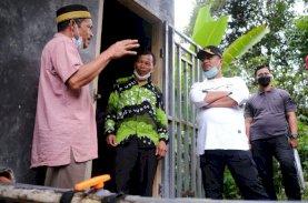 Plt Gubernur Sulsel Tinjau Efektivitas Pompanisasi dan Embung di Enrekang