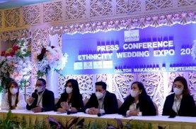 Dalton MakassarGelar Ethnicity Wedding Expo 2021
