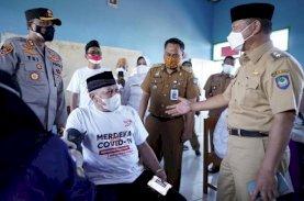 Desember, Pemkab Gowa Target Vaksinasi 70 Persen