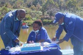 20 Tahun Demokrat, Usman Wanimbo Napak Tilas Kebesaran Partai di Lokasi Wisata Biuk