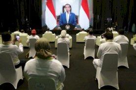 Haornas 2021, Presiden: Tingkatkan Prestasi Lewat Pembinaan Sistematis dan Berkelanjutan