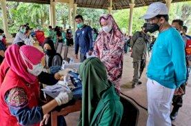 Gelora Makassar Ajak Masyarakat Segera Vaksin Covid-19