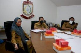 Ansar: Realisasi APBD Kota Makassar Capai 54 Persen