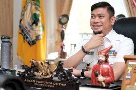 Adnan Berbagi Kiat Kepemimpinan kepada Anggota Pramuka