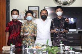 Danny Pomanto Bantu Tiga Siswa MTsN 1 Makassar Ikut Lomba ASEAN Robotic Day