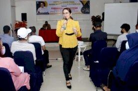 Debbie Rusdin Minta Warga Bersabar, Tegaskan Pembangunan Stadion Mattoanging Dilanjutkan Tahun Depan