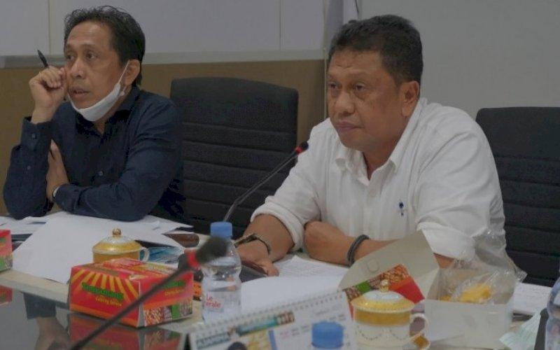 Arifin Dg Kulle (kanan). foto: istimewa