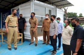 Danny Pomanto Sidak Kesiapan Kontainer Makassar Recover
