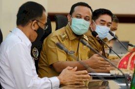 Plt Gubernur Sulsel Dukung Dirkrimsus Buat Aplikasi Pengaduan Tipikor