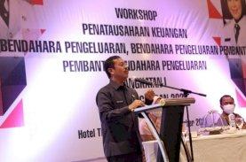 Workshop Penataan Keuangan Bagi Pengelola Keuangan Daerah Lingkup Makassar