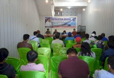 Jufri Sambara Terpilih Ketua AMPD Toraja Utara