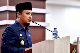 PPKM Level 4 Tidak Ada di Sulsel, Plt Gubernur: Alhamdulillah