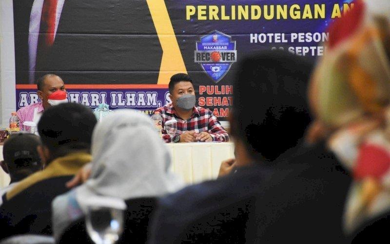 Ari Ashari Ilham. foto: istimewa