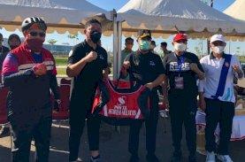 Sulsel Ride Championship 2021, Plt Gubernur Dorong Masyarakat Aktif Bersepeda
