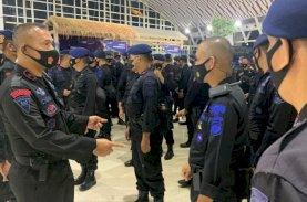 Brimob Bone Bersama Ratusan Personel Satbrimob Sulsel Bertolak ke Jayapura, Ada Apa?